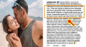 "Julia Barretto: Moment When She Said The Famous ""Well-Raised"" Line"
