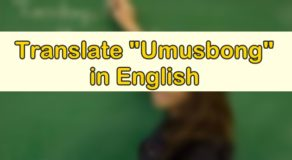 "Umusbong in English – Translate ""Umusbong"" in English"