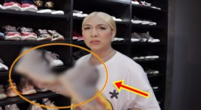 Vice Ganda Shows Almost Php100K-Worth Of Sneaker Pair That He Owns