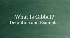 What Is Gibbet? Definition And Usage Of This Term