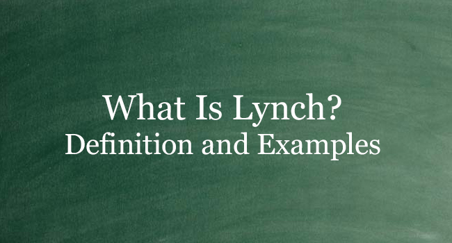 What Is Lynch