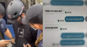 "Man Pretending as ""Archangel"" Arrested After Extorting P2M from Victim"