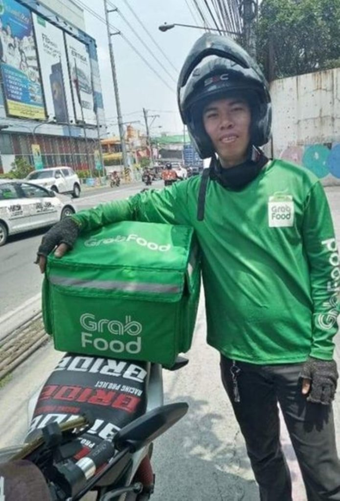 Former Delivery Rider
