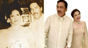 Helen Gamboa Recalls How She & Tito Sotto Eloped