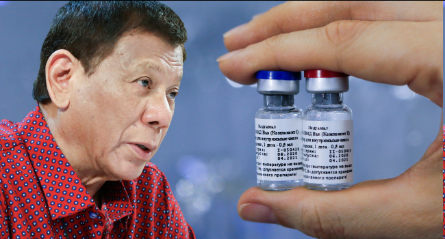 Palace To See If Duterte Can Get Sinopharm Vaccine