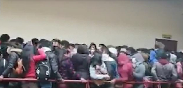 5 Students Dead After Balcony Rail Collapses In Bolivia