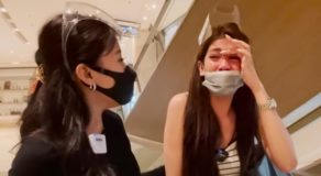VIDEO: Alex Gonzaga's Shopping Prank Makes Hipon Girl Herlene Cry