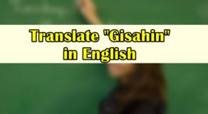 "Gisahin in English – Translate ""Gisahin"" in English"