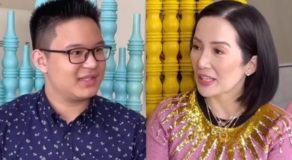 Kris Aquino Answers To Bimby's Question About James Yap