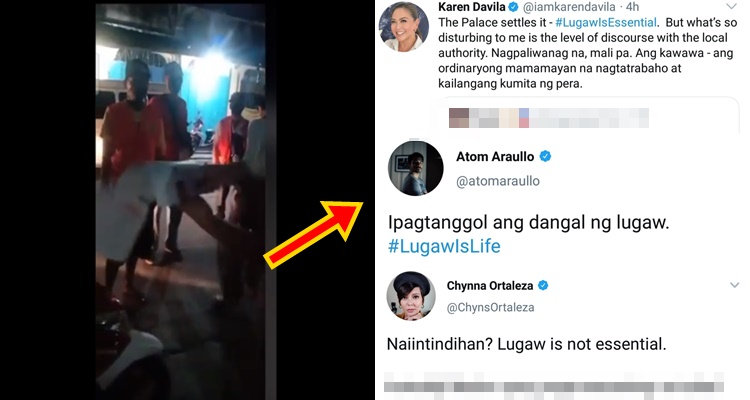 Viral Lugaw Issue