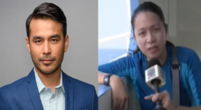 Atom Araullo Lauds Chiara Zambrano Over Brave Report in West PH Sea