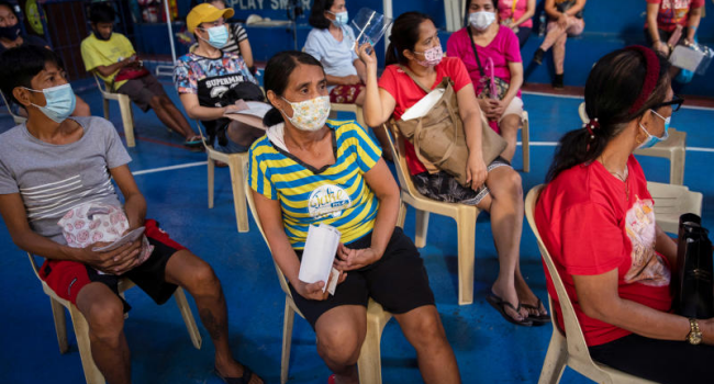 Mass COVID-19 Vaccination Eyed In June – Metro Manila Officials