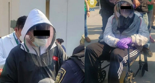 Men Disguise Themselves As Elderly To Get Vaccines For COVID-19