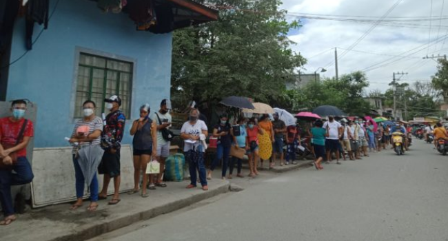 Ayuda Distribution In Bulacan Only 2.5% Complete Says Official