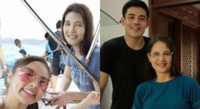 Xian Lim Mom Mary Anne Shared This Sweet Message For Kim Chiu
