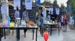 """Kind-Hearted Family Offers """"Free Breakfast"""" For All People"""