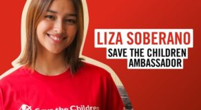 Liza Soberano is the Newest Ambassador of Save the Children Philippines