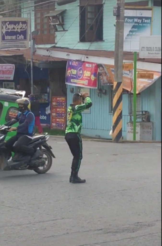 Traffic Enforcer