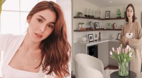 VIDEO: Julia Barretto Showcases Her Spacious Home Office