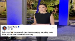 Karen Davila Joining GMA Network Soon? News Anchor Speaks