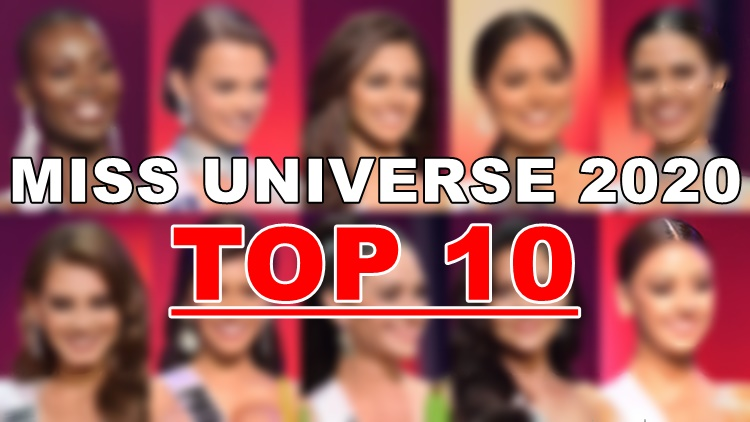Miss Universe 2020 Top 10
