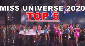 Miss Universe 2020 Top 5 Candidates Finally Announced
