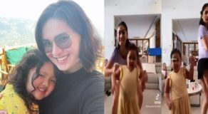 Pauleen Luna, Tali Sotto's Epic Dance Battle At Home