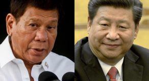 Duterte Reveals Conversation w/ Chinese President Xi Over COVID-19 Vaccine