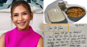 Sarah Geronimo Gives This To Megastar Sharon Cuneta