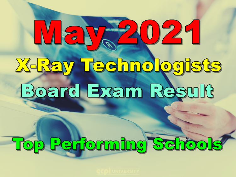 X-Ray Technologists Board Exam