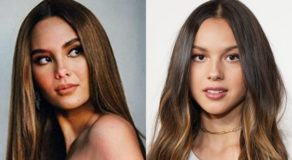 Catriona Gray Lookalike? 'Drivers License' Singer Olivia Rodrigo Reacts To This