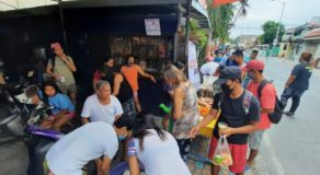 Cebu Politician Urges Grocery Stores to Donate to Community Pantries