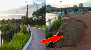 Netizen Calls Out LGU Over Individuals Filching Paver Bricks in Iloilo City