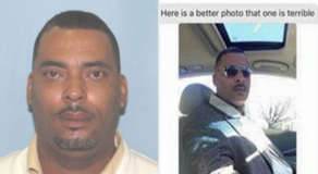 "Fugitive Sends Selfie To Cops Because Of ""Terrible Mugshot"""