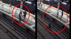Man to Face Charges After Going Down on MRT-3 Tracks and Took a Selfie