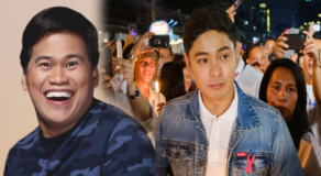 Ogie Diaz to Vote Coco Martin for President on 2022 Election Earn Comments