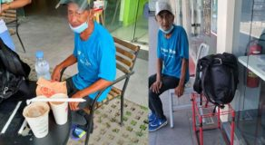 Concerned Netizen Seeks Help for Cashless Grandpa Abandoned by Colleague