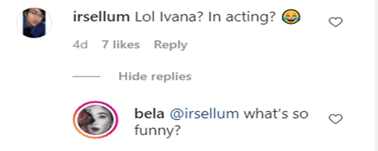 IG-comment