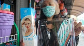 DOH Says Face Shields Can Be Removed Outdoors