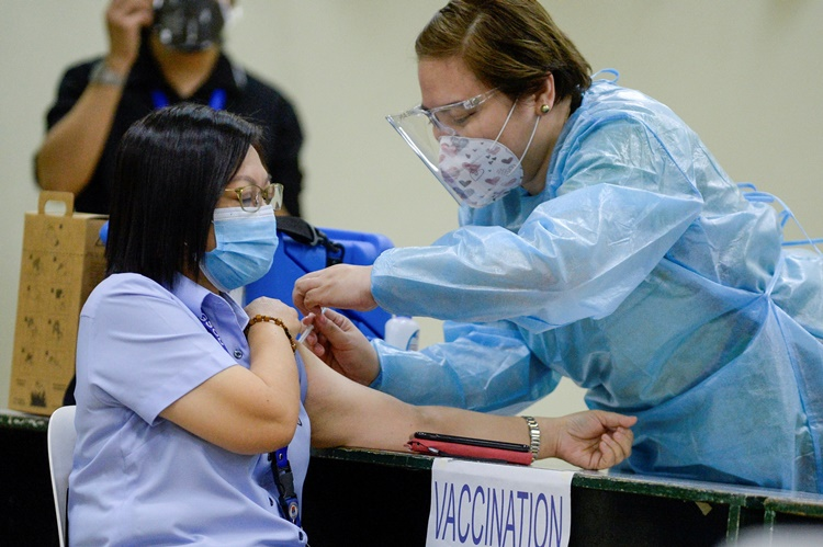 Fully-Vaccinated Workers