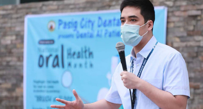 Vico Sotto Explains Best Way To Urge Public COVID-19 Vaccination