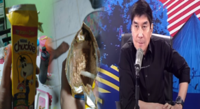 Viral Expired Chuckie Drink Reached to Raffy Tulfo; Journalist Expresses Reactions