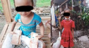 Young Girl Takes Initiative to Save Money for Her Education