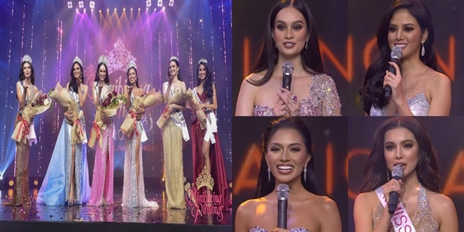 Bb. pilipinas 2021 question and answer 2