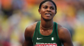 Nigerian Sprinter Okagbare Banned in Olympics After Fails Drug Test