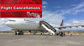 List of Canceled Flights Due to ECQ Lockdown in Metro Manila (August 6-20)
