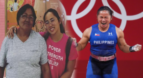 Mother of Hidilyn Diaz is Very Proud on Daughter's Olympics Gold Medal