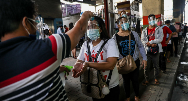 Active COVID-19 Infections In NCR Projected To Reach 269,000 – DOH