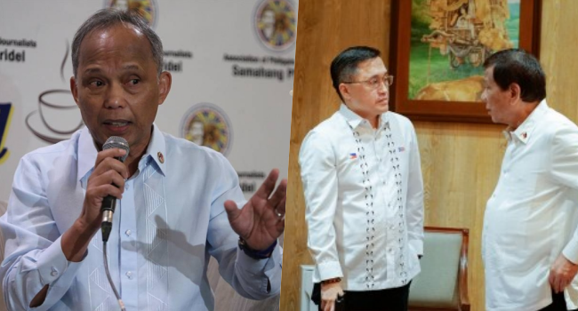Cusi Says Duterte Set To Run As VP In 2022, Says PDP-Laban Was Clear