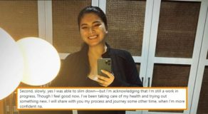 Angel Locsin Speaks About Her Viral Slim Photos, Weight Loss Journey